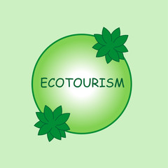 ecotourism emblem