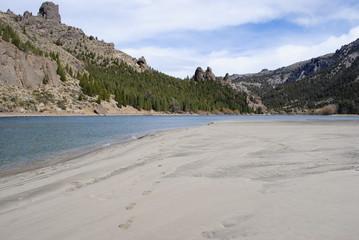 Río Limay, Bariloche - Patagonia Argentina