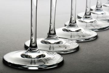 Stilvolle Gläser