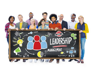 Diversity Casual People Leadership Management Team Concept