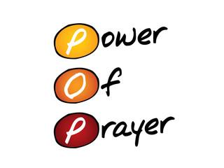 Power Of Prayer (POP), concept acronym