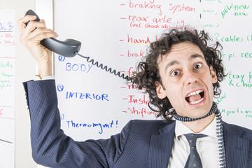 stress da lavoro