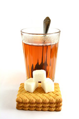 Time for tea with sugar