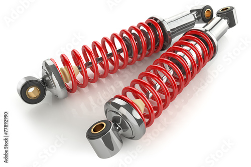 Auto parts. Kit of shock absorbers. - 77892990