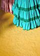 Trajes de flamenca, feria, España