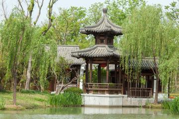 Park in Yangzhou