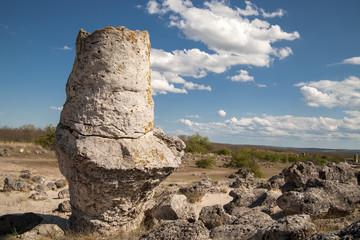 Stone Forest near Varna, Bulgaria, Pobiti kamani
