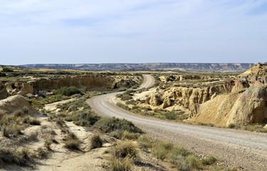 Desierto de las Bardenas Reales