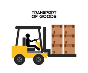 transport of goods