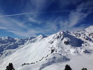 Schnee Berg