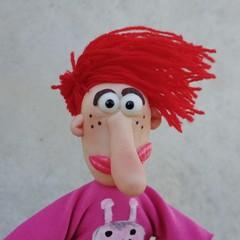 Teen puppet