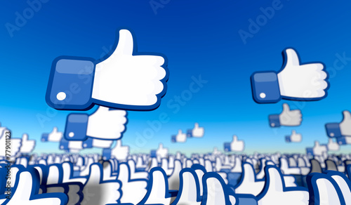Like_3D_9_9 - 77901123