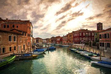Venice paint