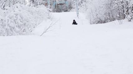 Man sledge