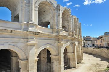 Camargue Provenza Arles anfiteatro romano