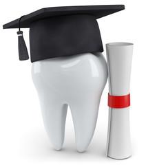 Abschluss Zahnarzt