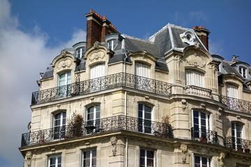 Luxuswohnungen in Paris