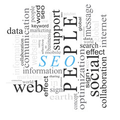 Seo word writing