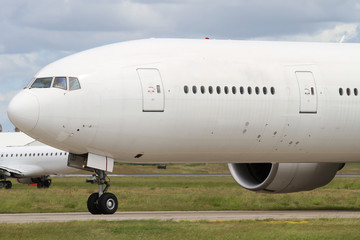 Brisbane Airport Taxiway