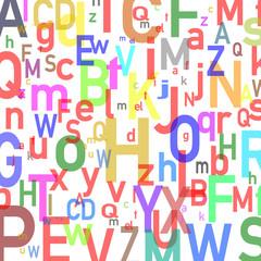 Buchstaben collage  #150209-06