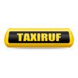 leuchtschild taxiruf I