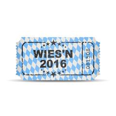 ticket v3 wies'n 2016 I