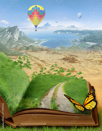 magic book - 77915502