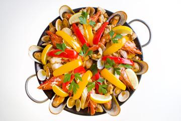 食べ物 パエリア paella Spanish rice