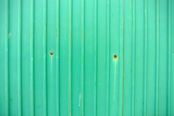 Green galvanized iron plate