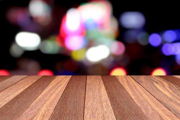 Plank flooring.