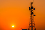 telecommunication tower - 77923336