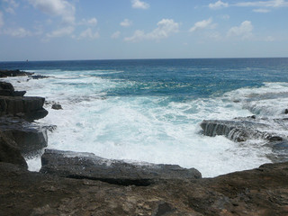 View of Punta Prima