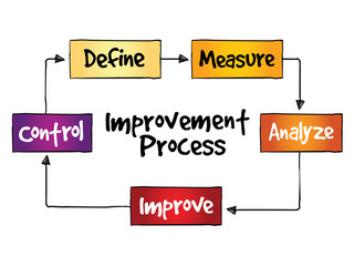Improvement Process, business concept