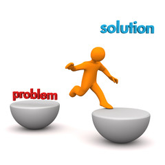 Manikin Problem Solution Jump