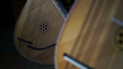 Ukrainian folk musical instrument