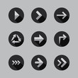 Arrows - Flat Icon Designs