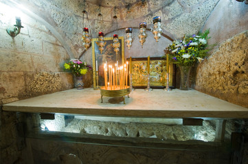 Tomb of the Virgin Mary