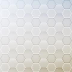 hexagonal background for your design. vector illustration