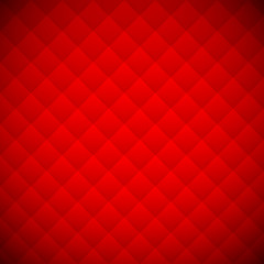 red abstract upholstery background for design
