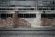 Leinwandbild Motiv Grunge empty industrial background
