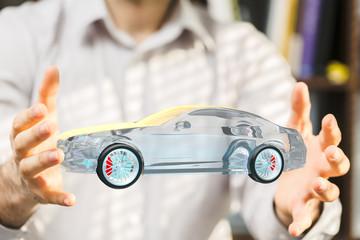 car digital