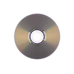 light refraction on a DVD