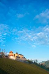 Schloss Eberstein, Gernsbach Obertsrot, Schwarzwald, Baden-Würt