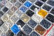 canvas print picture - Plastic parts