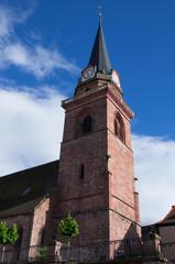 Eglise Saint-Jacques-le-Majeur Alsace