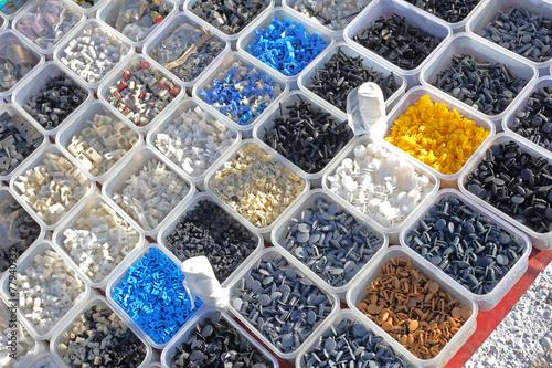 Plastic parts - 77940932