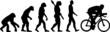 Bike Cycling Evolution - 77941316
