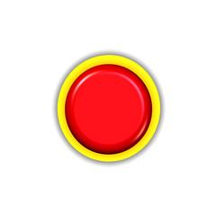 веб кнопка для сайта на белом фоне