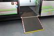Disabled bus door - 77942398