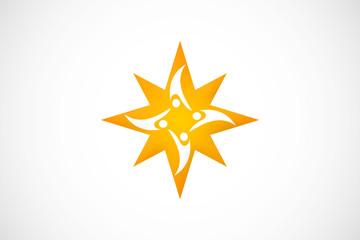star teamwork logo